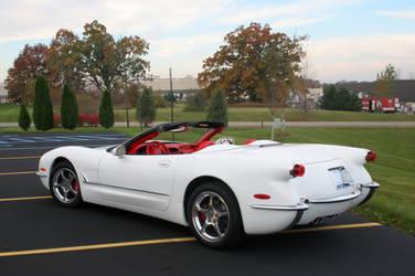 1953 Chevrolet Corvette   1953 Commemorative Edition Corvette