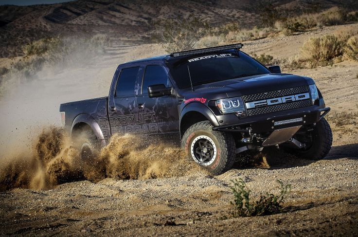 2013 Ford  | ReadyLIFT Ford F150 SVT Raptor