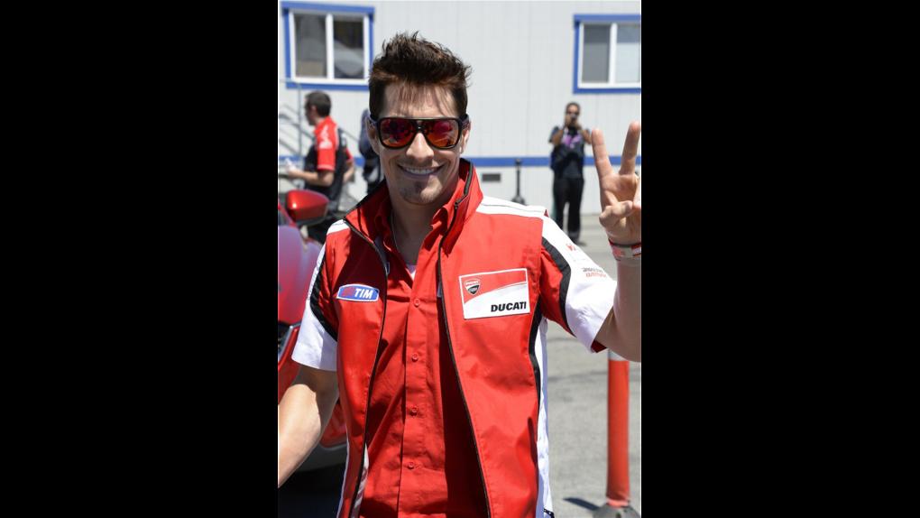 2013 Ducati  | 2013 MotoGP - Laguna Seca - Hayden