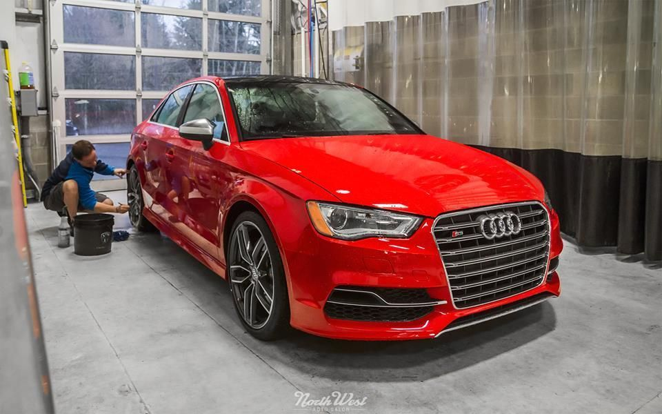 2015 Audi S3 | Audi S3 Protected with XPEL Clear Bra