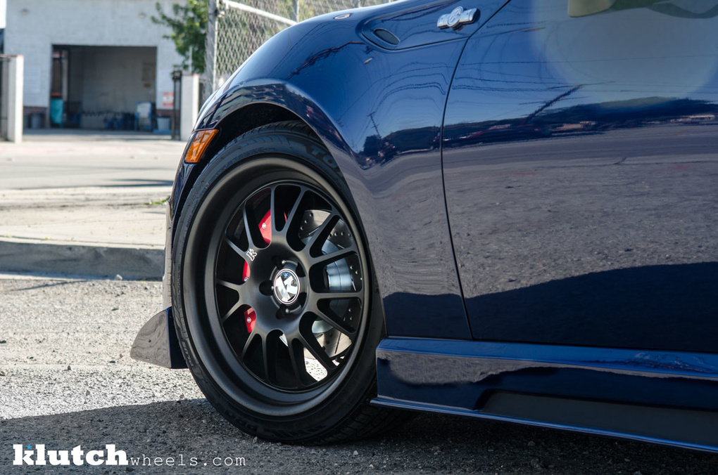 2013 Scion FR-S | '13 Scion FR-S on Klutch SL-14's