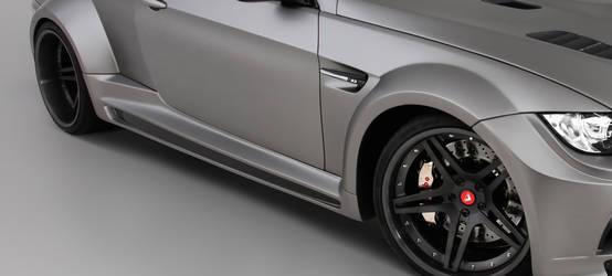 GTRS3 Ext. Side Skirt