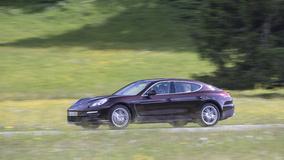 '14 Porsche Panamera 4S