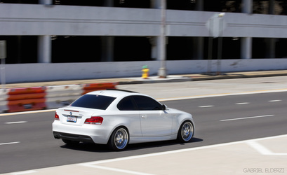 2013 BMW 1 Series | '13 BMW 135i on Concept One SL-14's