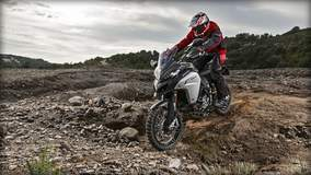 Multistrada 1200 Enduro - Off-Road Riding