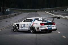 Brian Faessler's Paul's Automotive Engineering Mustang GT350R on Forgeline GA3R Wheels