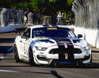 2019 Ford Mustang   Forgeline Teams Dominate GT4 at GP St. Pete