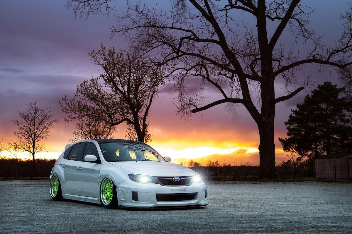 2012 Subaru WRX | Corey West's Subaru WRX on Forgeline GX3 Wheels
