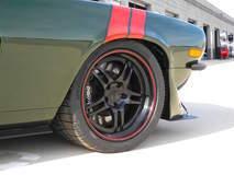 Camaro on Forgeline DS3 Wheels