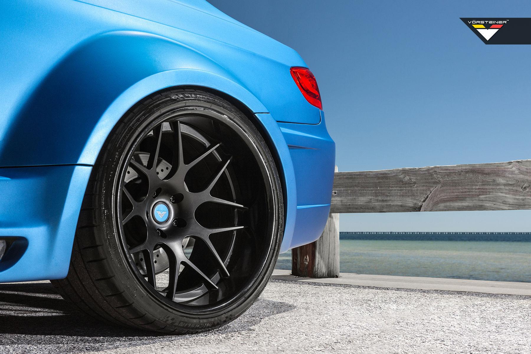 2014 BMW M3   BMW E9X GTRS3 Wide Body