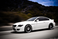 '12 BMW 650i on Concept One RS-55's