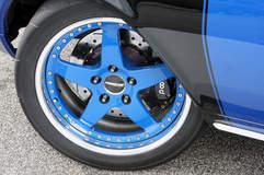 Camaro on Forgeline SO3P Wheels