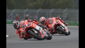 2013 MotoGP - Brno - Hayden follows Dovi
