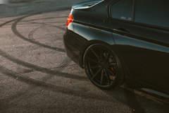 BMW 330i - Rear Wheel
