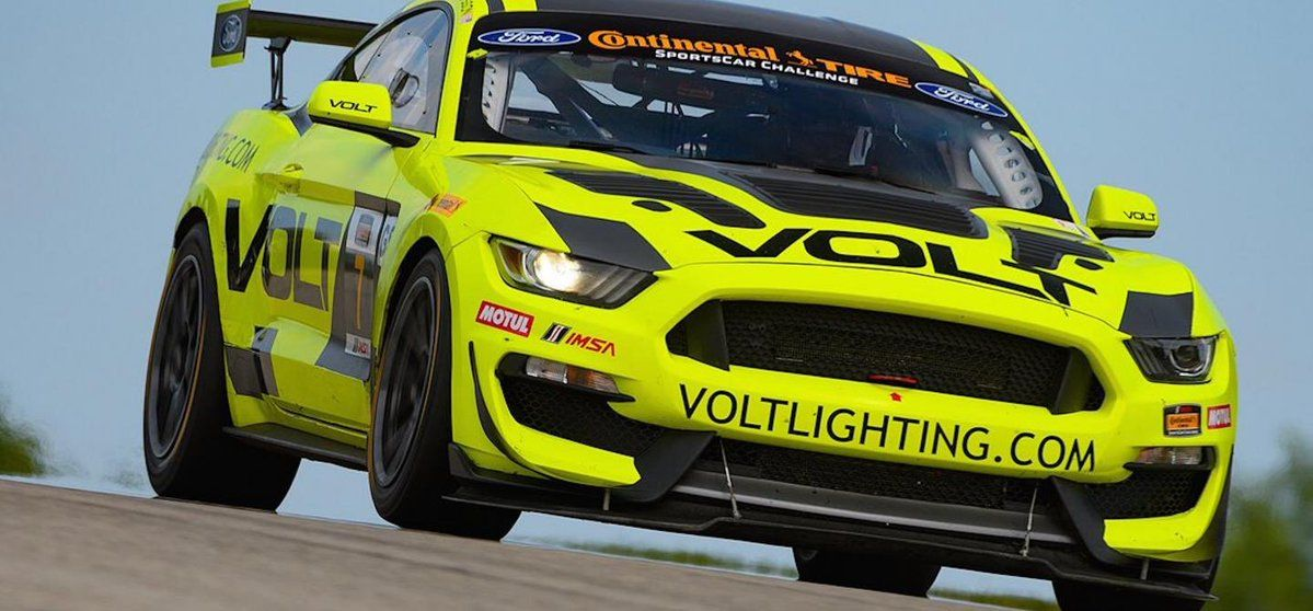 2019 Ford Mustang   Speed Syndicate Ford Mustang GT4 Wins at Road America