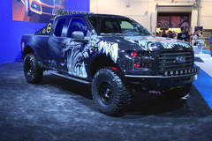 2015 Ford Raptor Deegan 38 Edition