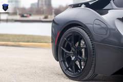 BMW i8 - Rear Stance