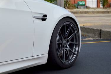2011 BMW M2 | Derek Roberts' E92 BMW M3 on Forgeline One Piece Forged Monoblock GA1R Wheels