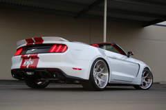 CGS Motorsports 2016 WideBody Mustang