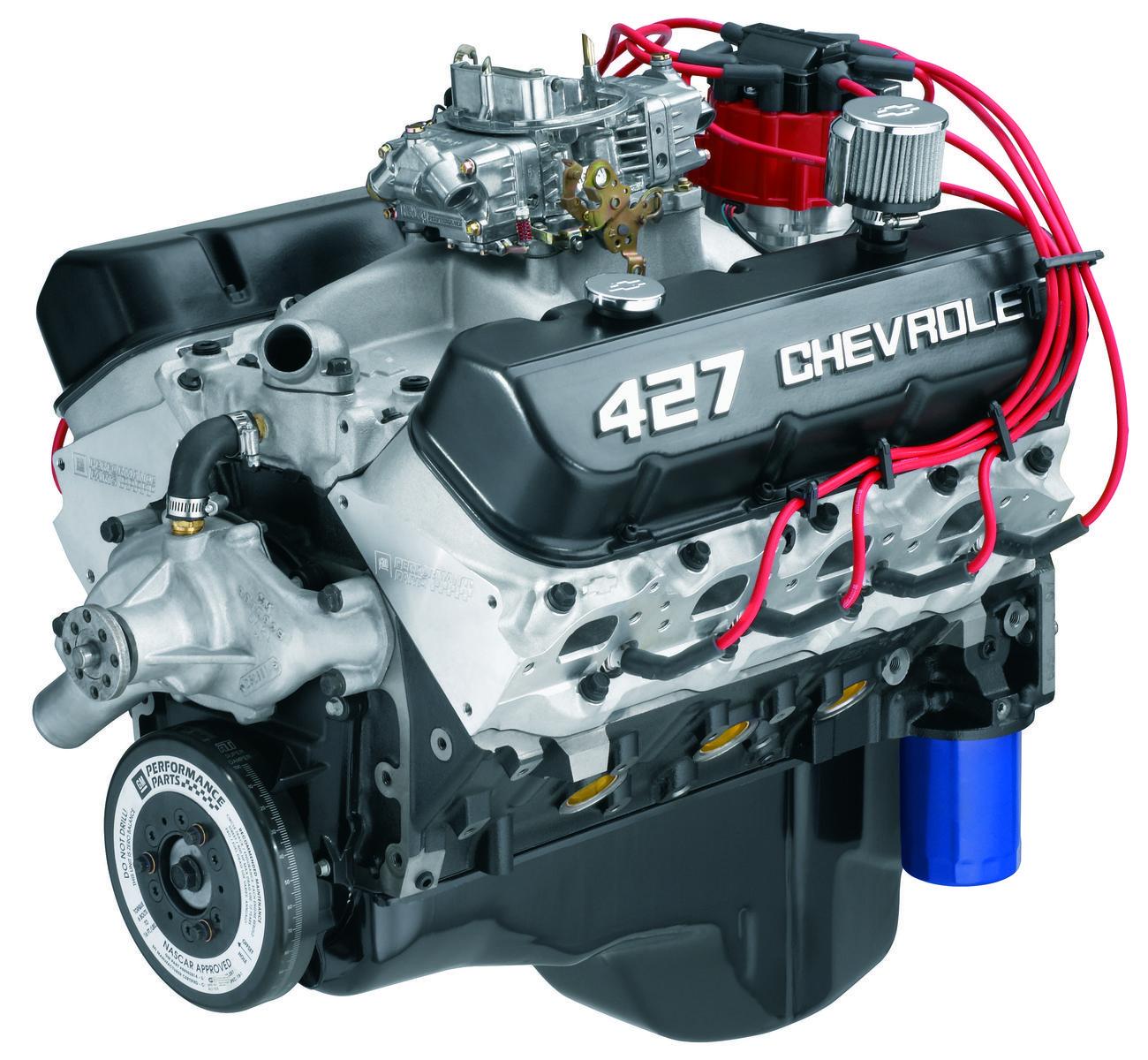 Chevrolet  | ZZ427/480