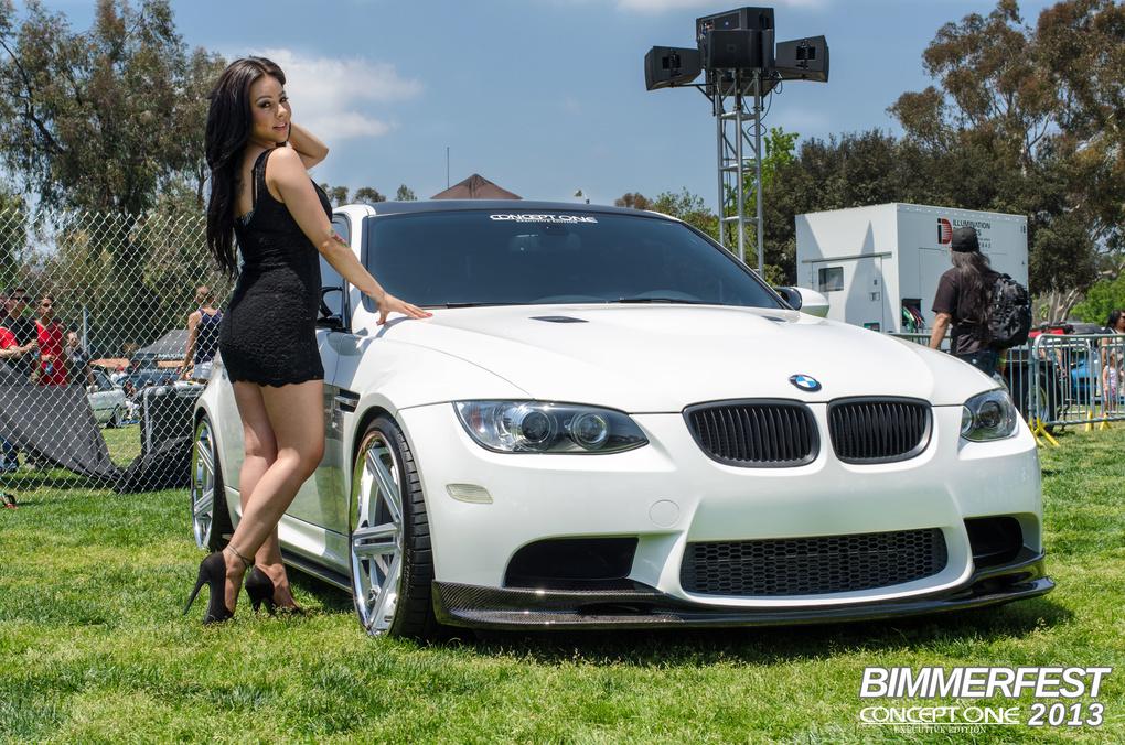 2012 BMW 3 Series | '12 BMW 335i by Concept One @ Bimmerfest