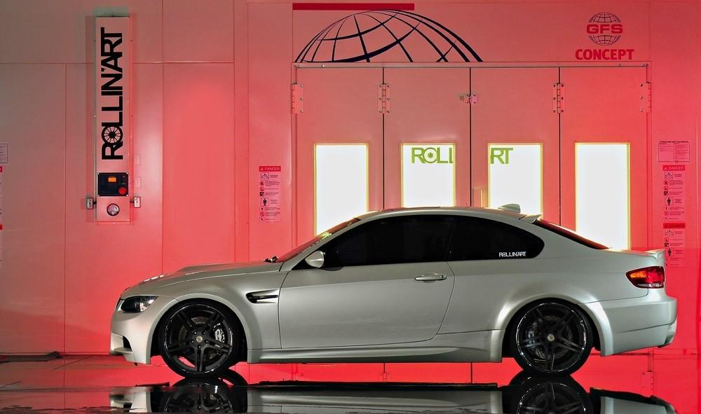 2009 BMW M3   BMW M3