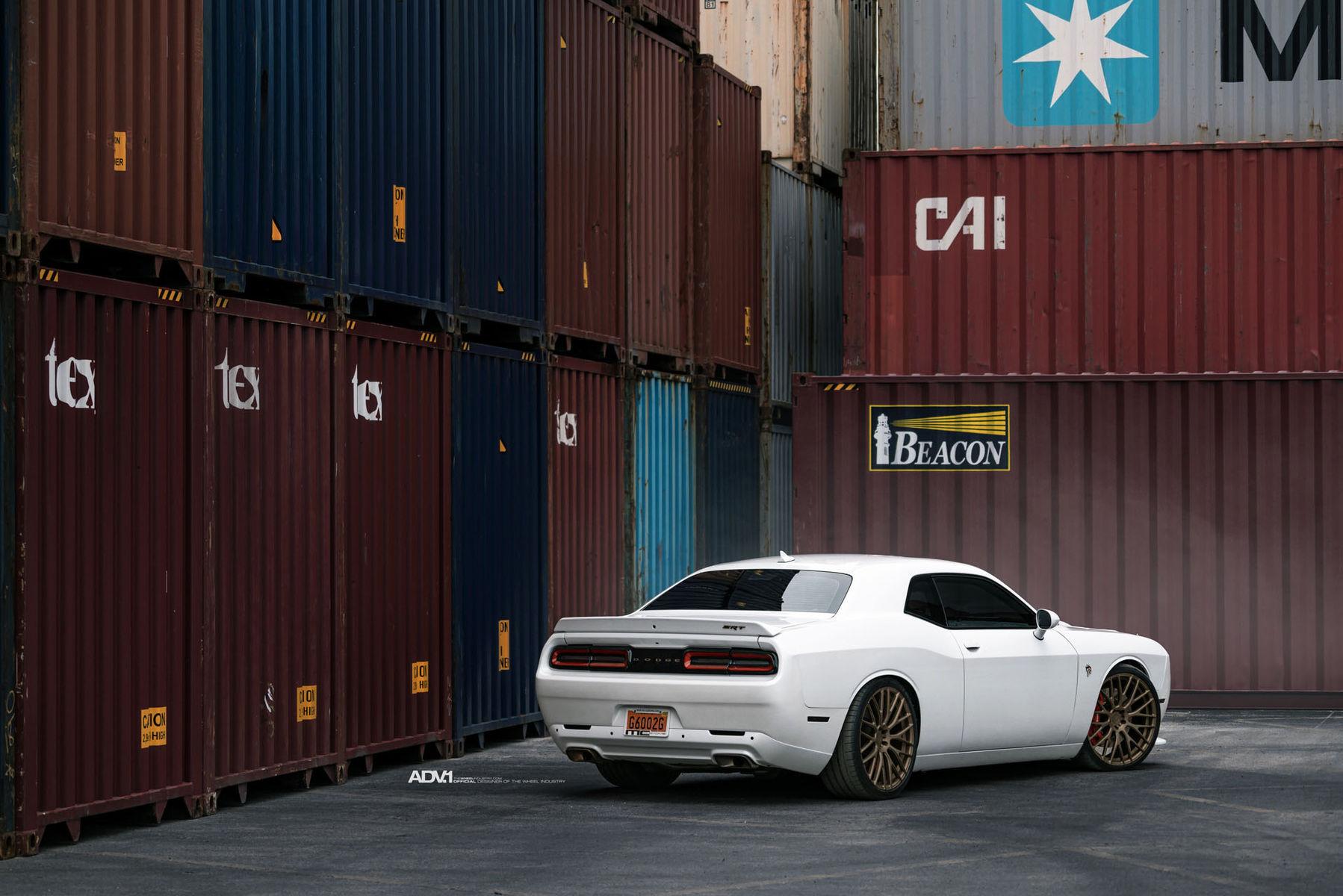 2015 Dodge Challenger | Dodge Challenger SRT Hellcat