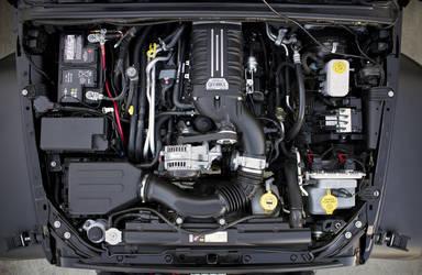 Jeep Superchaer