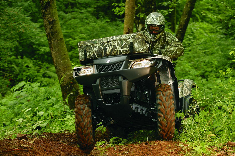 2007 Suzuki  | Suzuki LTA750