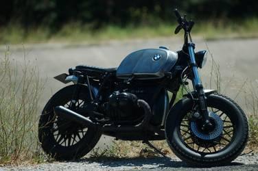 1980 BMW R65 | JeriKan Motorcycle #2