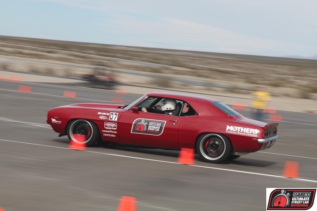 1969 Chevrolet Camaro | Mark Stielow's Red Devil Camaro
