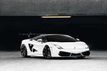 2013 Lamborghini Gallardo | Lamborghini Gallardo on Lexani LZ-105's