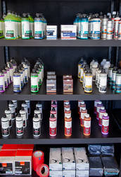 Detailing Supplies & Products