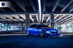 Blue 3 Series - Headlights