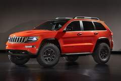 Mopar Jeep Grand Cherokee