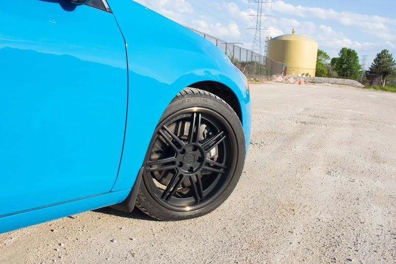 Volvo S60 | Tuner 7 Split Non Concave