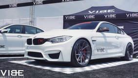 Bimmerfest 2016 - Motoroso M4 at the Vibe Motorsports Booth