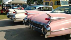Pair of 1959 Cadillacs