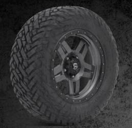 Fuel Gripper M/T (35/12.50R22) Tires