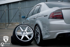 '06 Acura TSX on Concpet One CS6's