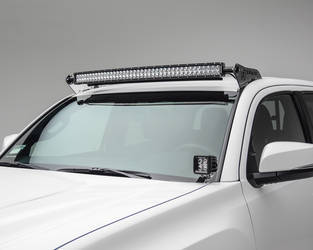 2016 Tacoma Front Roof LED Light Bar Mounts