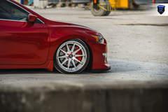 Custom Nissan Maxima - Wheel Gap