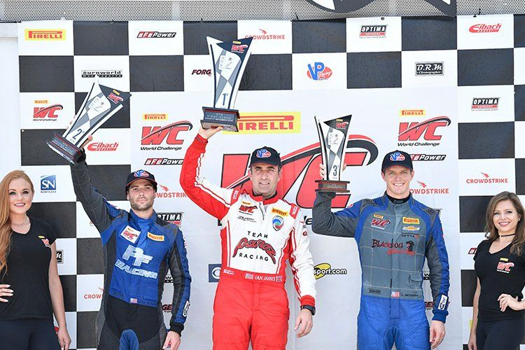 | Pirelli World Challenge 2018 Season Wraps Up with Forgeline Podium Sweep