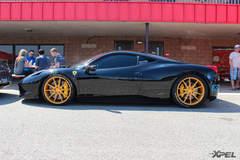 Gorgeous Ferrari at the California Festival of Speed