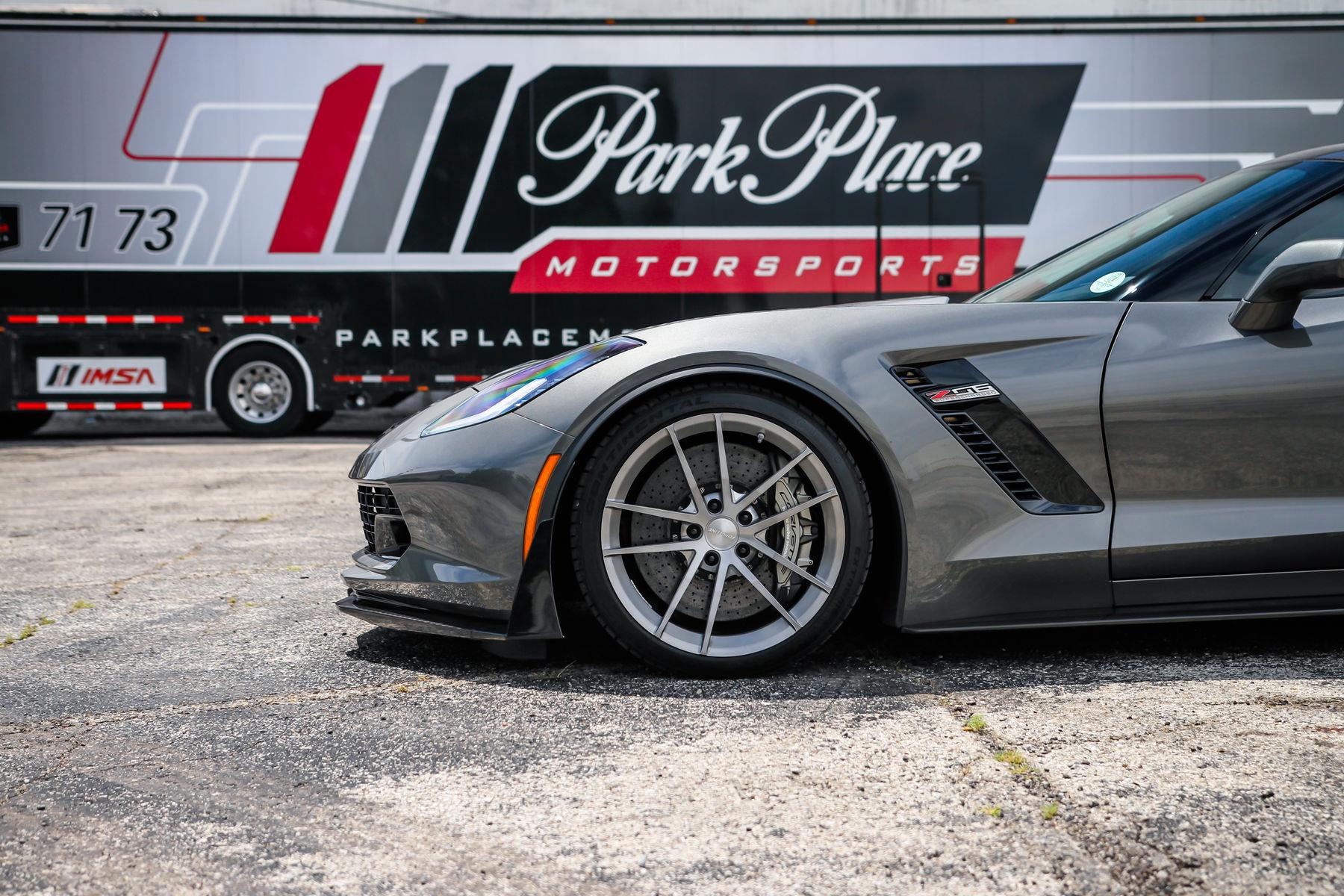 2015 Chevrolet Corvette Z06 | Forgeline C7 Corvette Z06 on AR1 Wheels