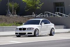 '13 BMW 135i on Concept One SL-14's