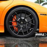 Lamborghini Murcielago LP640 on COR Precise