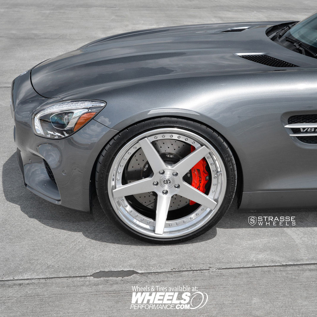 Mercedes-Benz  | Strasse Forged S5-SC Deep Concave