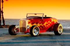 Vic's '32 Ford