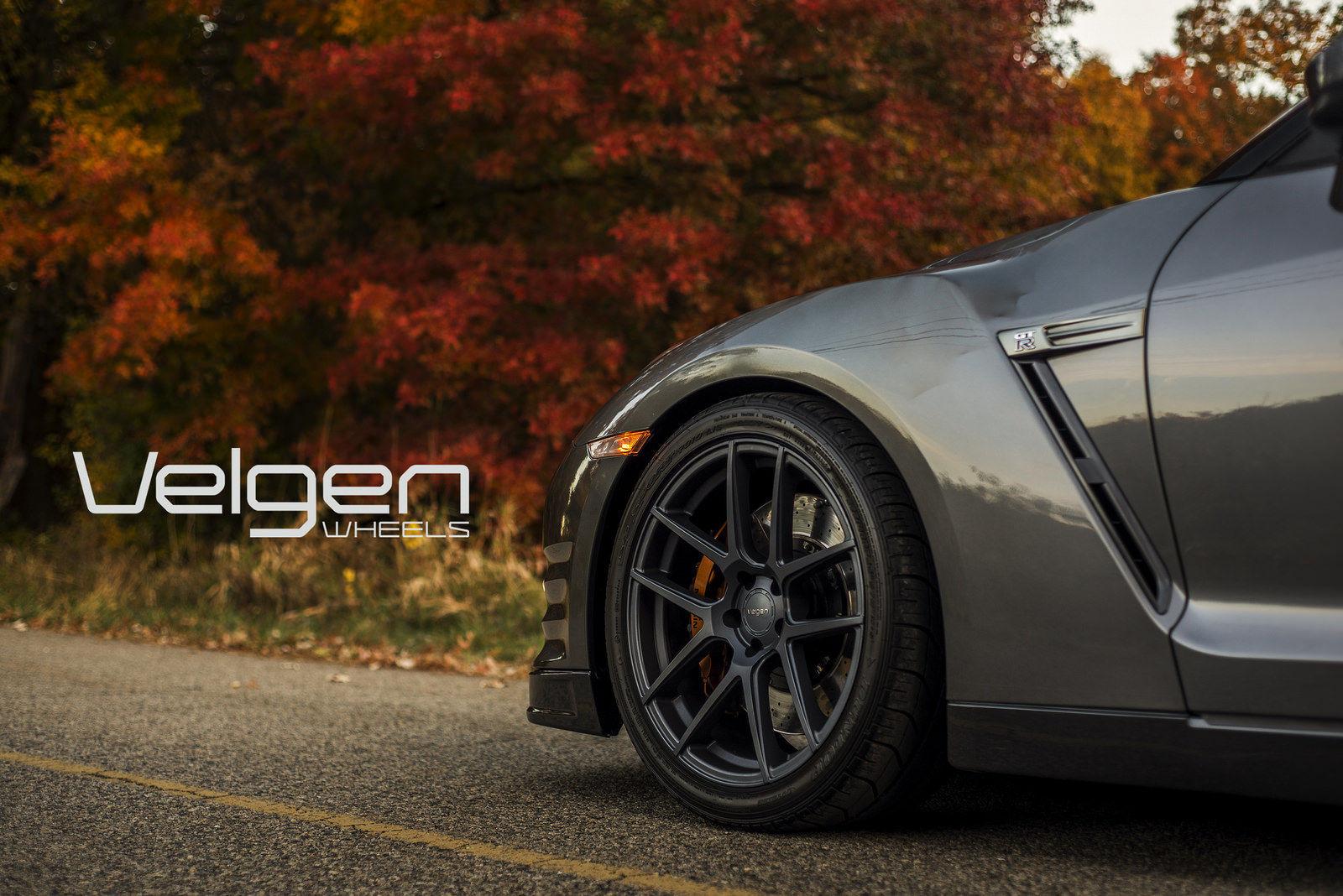 Nissan GT-R | Nissan GT-R on Velgen Wheels  VMB5